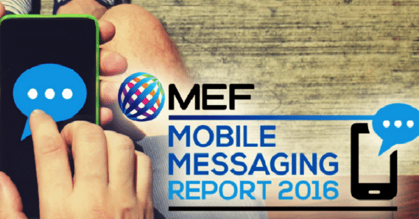 Mobile Messaging Report 2016