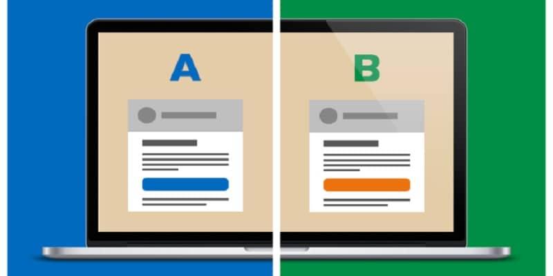 Opera con gli A/B test