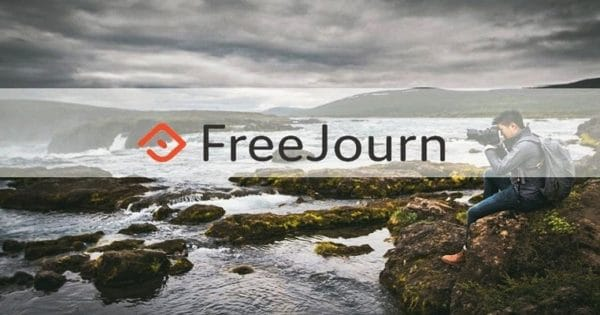 Freejourn è online
