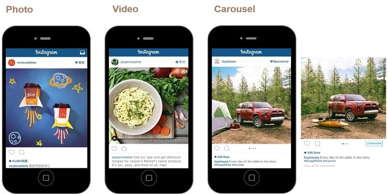 Come realizzare una strategia di Marketing su Instagram