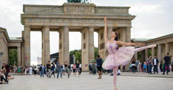 Roberta Di Laura, la ballerina che unisce la danza al digitale