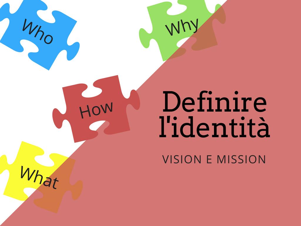 Ogni brand deve avere e ha uno scopo, una visione. Qual è a tua?