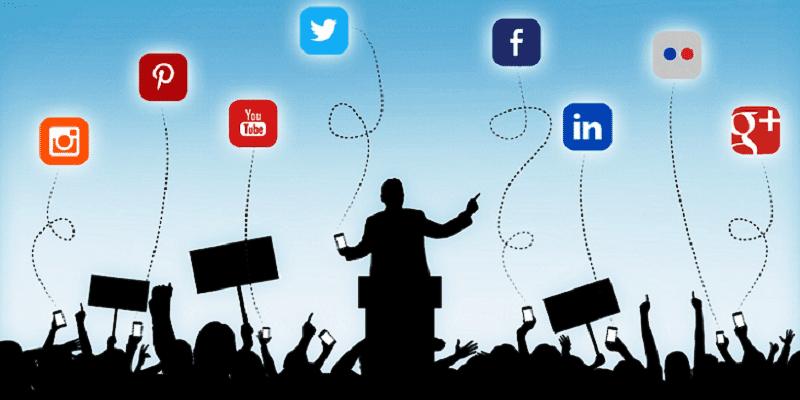Il consenso politico tramite i social network