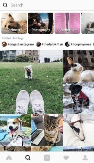 Instagram va incontro alle esigenze delle persone