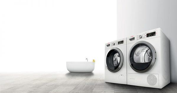La campagna di comunicazione dedicata alle asciugatrici Bosch coinvolgerà media differenti