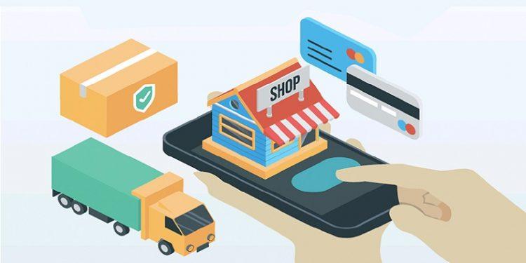 Stenta il commercio tradizionale ma vola l'eCommerce.