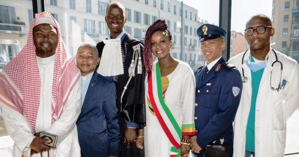 L'integrazione secondo Oliviero Toscani e Benetton