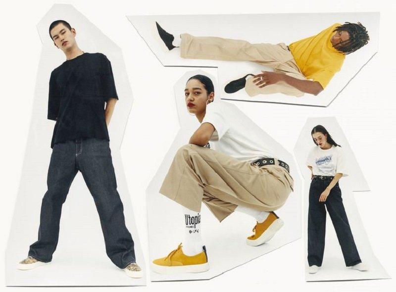 H&M palesauna nuova collaborazione con il brand-icona svedese Eytys