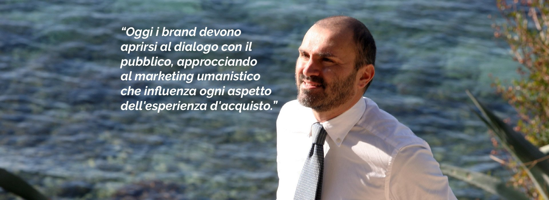 Daniele D'Amico: Marketing & Communication Specialist