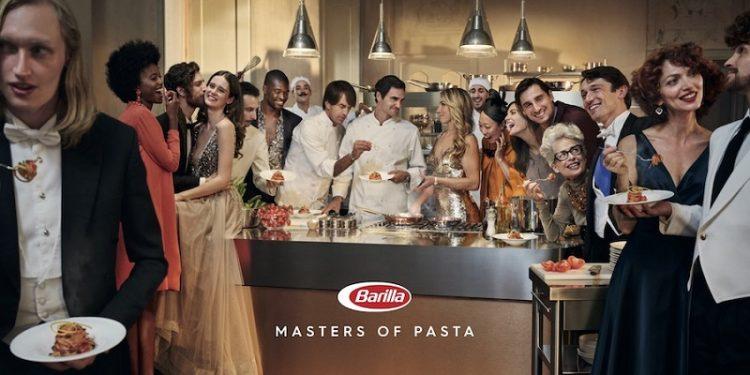 Campagna internazionale 'Masters of pasta' di Barilla