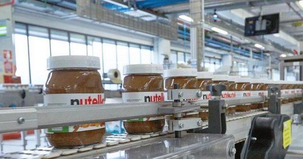 La Ferrero è una multinazionale italiana specializzata in prodotti dolciari