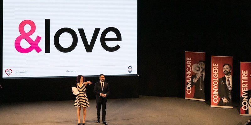SEO&LOVE evento straordinario