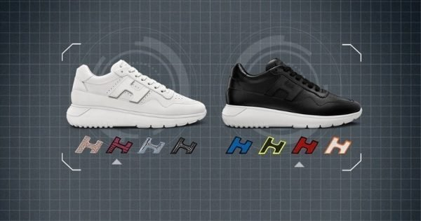 Hogan by You, le tue sneaker Interactive personalizzate
