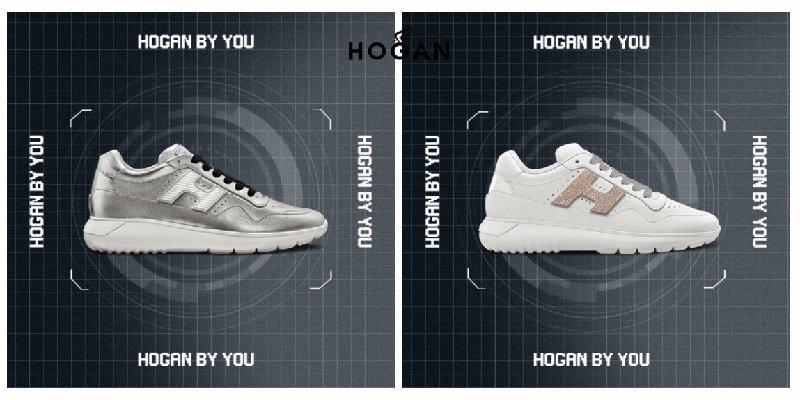 Hogan by You: le tue scarpe personalizzate