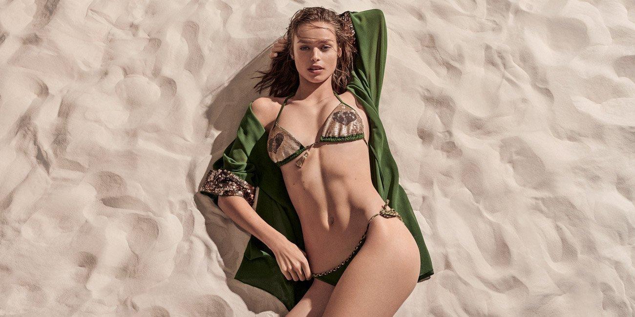 U&B Beachwear Donna Twinset