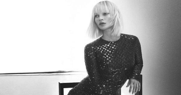 Kate Moss star della campagna di Armani