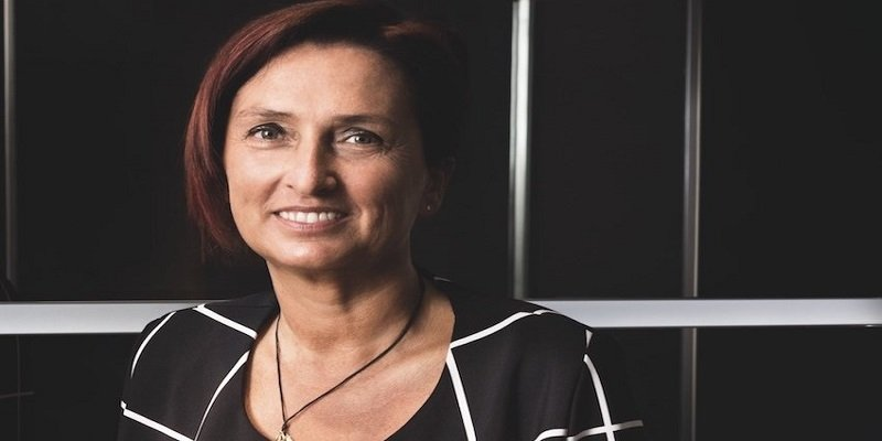 Fabiana Scavolini sorridente